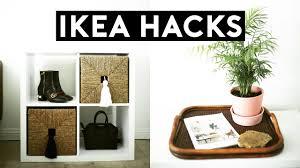 diy ikea hacks trendy minimal diy room decor 2017 youtube