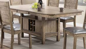 rustic oak kitchen table acme furniture ramona rustic oak dining table the classy home