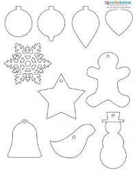 free ornaments printable karácsony