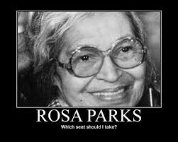 Rosa Parks Meme - rosa 3
