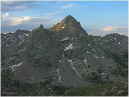 Rugged Mountain Range The Spider U0026 The Fly Climbing Hiking U0026 Mountaineering Summitpost