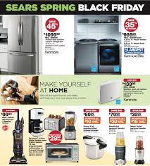 spring black friday 2017 home depot sears spring black friday ad 4 28 4 29 coupon world