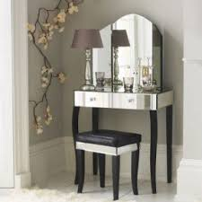 Makeup Table Silver Vanity Table Foter