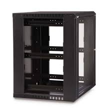 Wall Mounted Cabinet With Glass Doors by Linier 15u Linier Fixed Wall Mount Cabinet Glass Door 3140