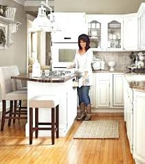kitchen with small island kitchen island in small kitchen corbetttoomsen