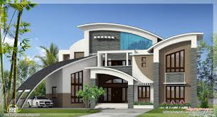 Modern Home Designs by Unique House Designs And Floor Plans Modern House Intended For