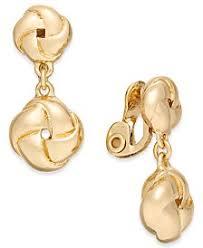 clip on earrings clip on earrings shop clip on earrings macy s