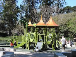 City Botanic Gardens Playground At The City Botanic Gardens Brisbane
