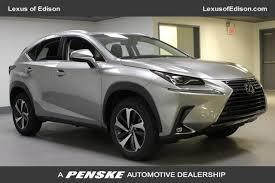 lexus atomic silver nx edison atomic silver 2018 lexus nx 300 new suv for sale j2168013