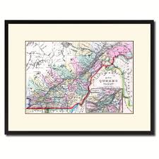home decor gift items quebec montreal vintage antique map wall art home decor gift ideas