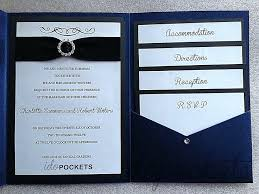 wedding invitations pocket tri fold wedding invitations fold wedding invitations with pocket