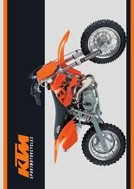 ktm motorcycle 50 sx pro senior lc user guide manualsonline com