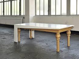 modern dining tables ultra modern dining table by kisskalt