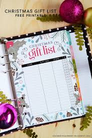 gift shopping list best 25 christmas gift list ideas on gift list