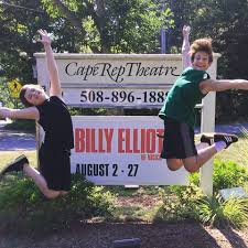 meet billy elliot cape cod repertory theatre brewster ma betm