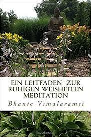 Si E Auto R Er Amazon Com Ein Leitfaden Zur Ruhigen Weisheitsmeditation German
