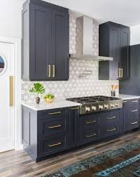 kitchen backsplash ideas black cabinets 43 kitchen backsplash decor ideas with cabinets