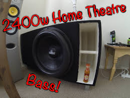 home theater platform 2400w home theatre bass youtube