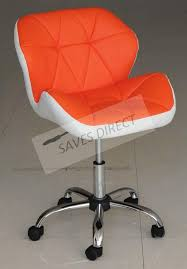 Office Desk Chairs Uk New Stylish Pu Leather Office Home Study Computer Desk Chair