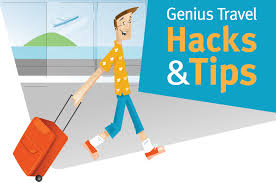 travel hacks images Travel insurance genius hacks tips infographic fast cover png