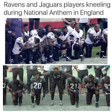Jaguars Memes - dopl3r com memes ravens and jaguars players kneeling during