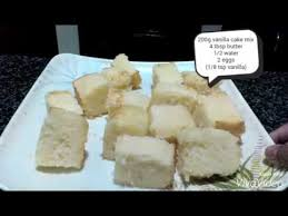 Toaster Oven Cake Recipes How To Make Pound Cake Oven Toaster Recipes 1 Youtube