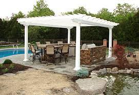 Pre Built Pergolas by Pergolas Outdoor Living Of New Jersey