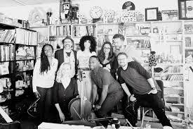 Tiny Desk Concert Making Movies The Larson House U2013 Elsie Jeremy Larson