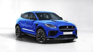 jaguar jeep 2018 2019 jaguar e pace svr review top speed