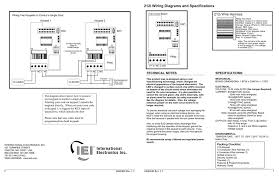 iei keypad wiring diagram iei 212i data sheet wiring diagrams