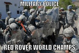 Military Police Meme - drunk military police officer considered fugitive after negligent