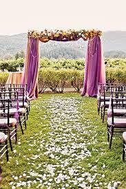Aisle Runners Beautiful And Romantic Petal Wedding Aisle Runners Stylish Eve