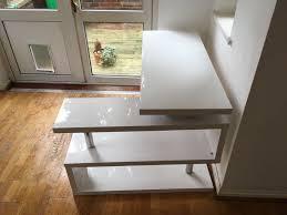 white high gloss desk furniture for sale furniture box siena white high gloss rotating