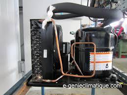 fonctionnement chambre froide froid01 le circuit frigorifique de base dans une chambre froide