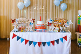 Cake Table Decorations by How To Create A Dessert Table For Your Child U0027s Birthday Care Com