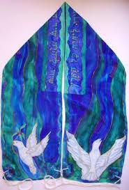 prayer shawls from israel dove of peace prayer shawl priestly stoles prayer shawls