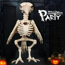 raven halloween party popular animal skeletons buy cheap animal skeletons lots from