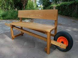 Building Wooden Garden Bench by 20 Patio Bench Ideas Electrohome Info