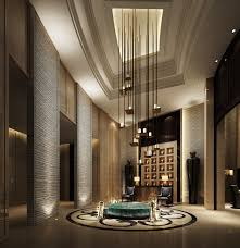 interior design for home lobby hotel lobby chandelier closdurocnoir