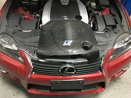 lexus gs f sport horsepower ct fs f sport carbon fiber engine cover clublexus lexus forum