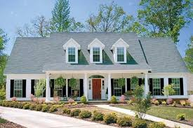 colonial house plans colonial style house plan 4 beds 2 50 baths 2603 sq ft plan 17 2068