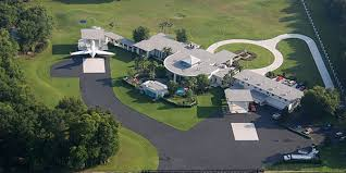 10 luxurious celebrity homes with outrageous features from will