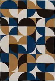 Black Gold Rug Artistic Weavers Joan Joan 6085 Thatcher Navy Blue Gold Black Rug