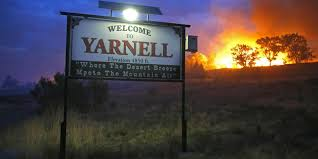 Wildfire Kingman Az by Yarnell Fire Report Fails To Answer Key Question
