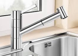 robinet cuisine sous fenetre mitigeur spécial fenêtre à douchette extractible blancotivo s f