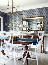 dining room table white style mix wood tables white chairs centsational style