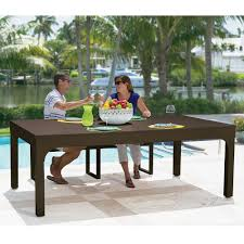 Pool Table Dining Table by The Outdoor Billiards To Dining Table Hammacher Schlemmer