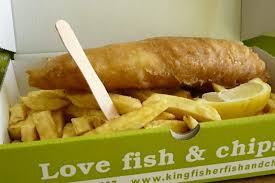 cuisine made in where is the uk s fast food capital and which scottish city made the