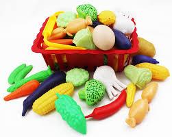 accessoire cuisine jouet miniature artificial food vegetable egg kitchen accessories set baby
