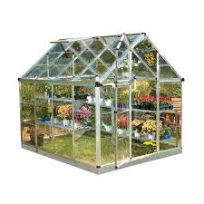 greenhouses greenhouses u0026 greenhouse kits the home depot